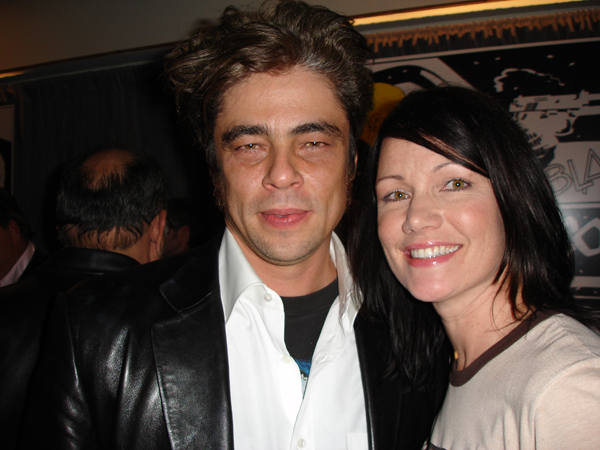 Benicio Del Toro royalty images and Kat